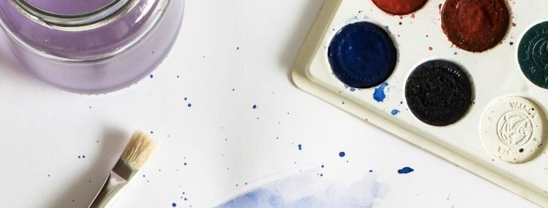 5 Tips & Tricks for painting with Watercolor