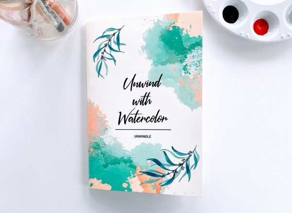 Unwind with Watercolor beginners guide